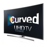Samsung 4K UHD JU7500 Series Curved Smart TV - 78