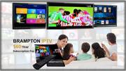 Best IPTV in Ontario: Brampton IPTV