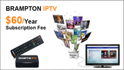 Brampton IPTV: Most Selling IP TV in Ontario